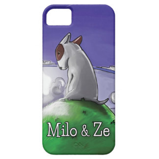 Milo & Ze iPhone 5 Case