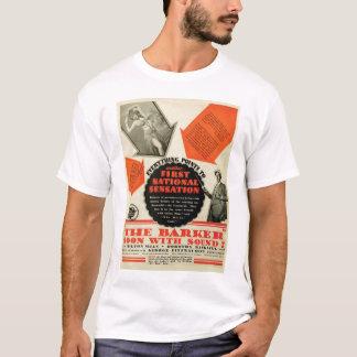 Milton Sills 1928 movie poster T-shirt