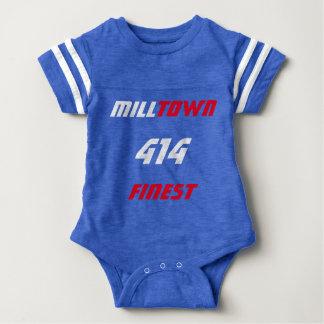 MilTown Baby T Baby Bodysuit