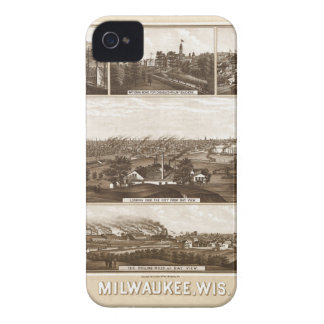 Milwaukee 1882 Case-Mate iPhone 4 case