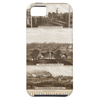 Milwaukee 1882 iPhone 5 cover