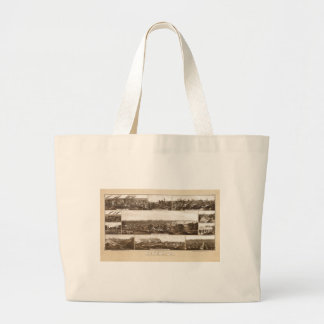 Milwaukee 1882 large tote bag