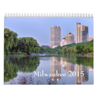 Milwaukee 2015 Calendar