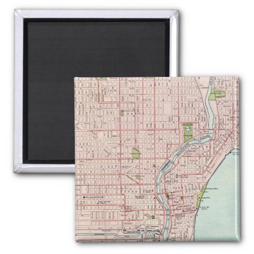 Milwaukee 2 magnets