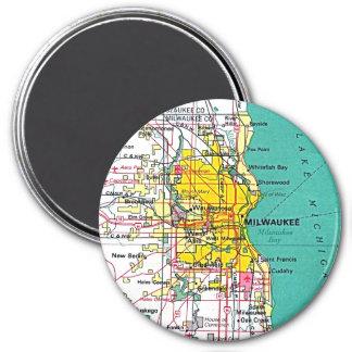 Milwaukee 3 Inch Round Magnet