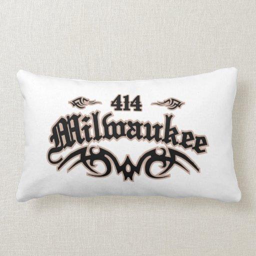 Milwaukee 414 pillows