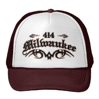 Milwaukee 414 trucker hat
