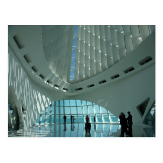 Milwaukee Art Museum Postcard