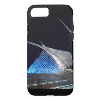 Milwaukee Art Museum Quadracci Pavilion iPhone iPhone 7 Case