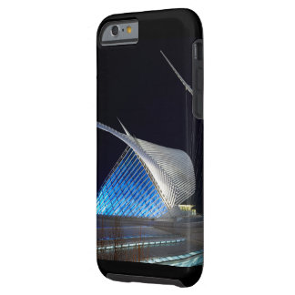 Milwaukee Art Museum Quadracci Pavilion iPhone Tough iPhone 6 Case