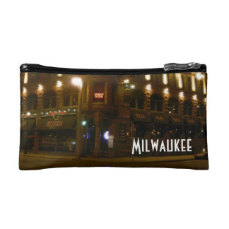 Milwaukee Bagettes Bag Cosmetic Bags