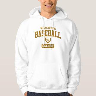 Milwaukee Baseball League Hoodie