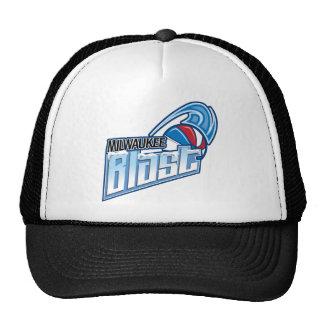 Milwaukee Blast Apparel Trucker Hat
