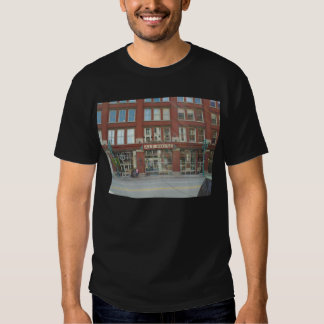 Milwaukee Brewery Tee Shirt