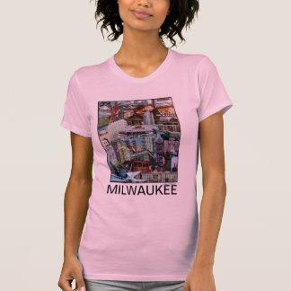 Milwaukee Collage T-shirt
