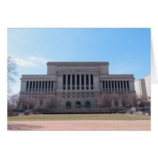 Milwaukee County Courthouse Card