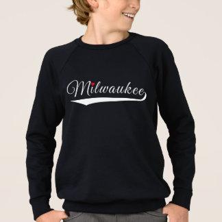 Milwaukee Heart Logo Sweatshirt