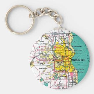 Milwaukee Keychain