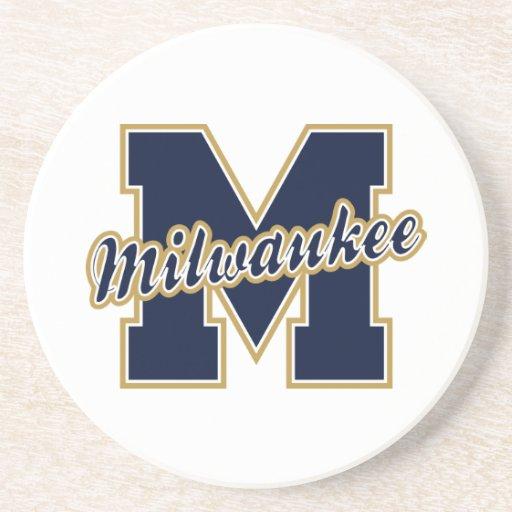 Milwaukee Letter Coaster