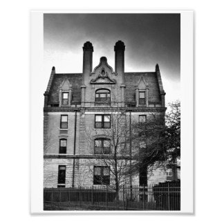 Milwaukee Mansion Photo Print