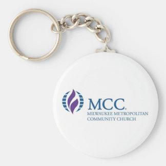 Milwaukee MCC Keychain