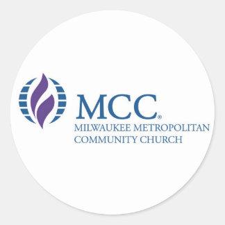 Milwaukee MCC Stickers