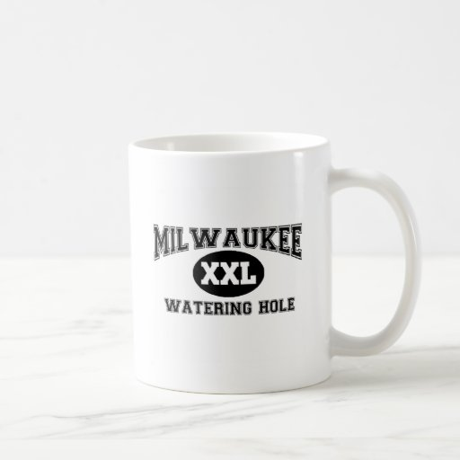 Milwaukee Coffee Mugs