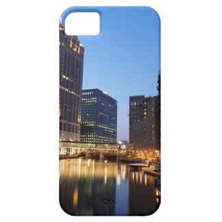 Milwaukee Night Skyline Case For The iPhone 5