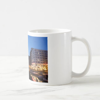 Milwaukee Night Skyline Coffee Mug