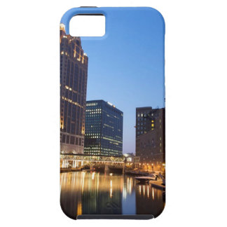 Milwaukee Night Skyline iPhone 5 Cover