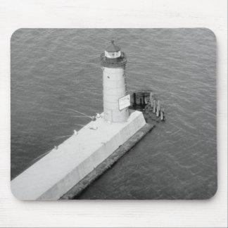 Milwaukee Pierhead Lighthouse Mouse Pad