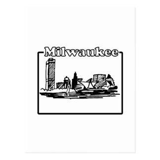 Milwaukee Postcard