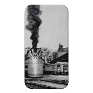 Milwaukee Railroad Milwaukee Station iPhone 4 Case