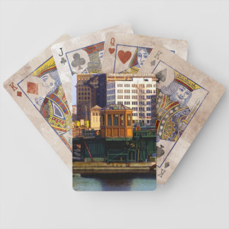 Milwaukee River Playing Cards