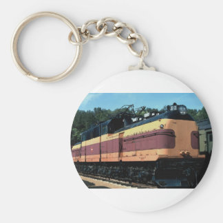 Milwaukee Road Bipolar electric Keychain
