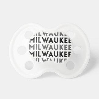 Milwaukee Tile Design Pacifiers