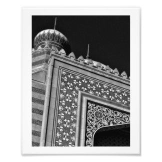 Milwaukee Tripoli Shrine Temple Photo Print
