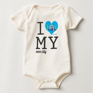 Milwaukee |  Wisconsin Baby Bodysuit