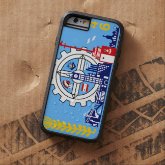 Milwaukee Wisconsin Tough Xtreme iPhone 6 Case
