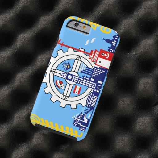Milwaukee Wisconsin iPhone 6 Case