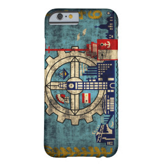 Milwaukee Wisconsin Grunge iPhone 6 case Barely Ca