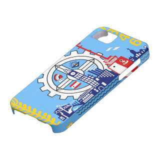 Milwaukee Wisconsin iPhone 5 Barely There Case