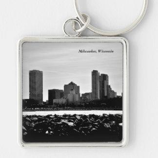 Milwaukee, Wisconsin Keychain