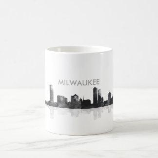 MILWAUKEE, WISCONSON SKYLINE COFFEE MUG