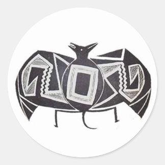 Mimbres Bat Sticker