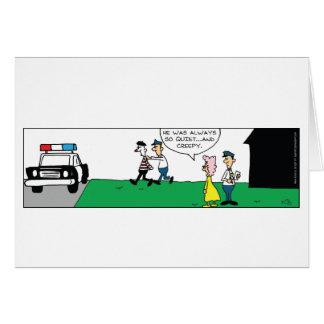 Mime Neighbor Card