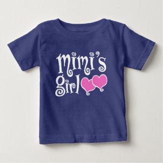 Mimi's Girl Baby T-Shirt