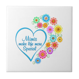 Mimi Special Heart Tile