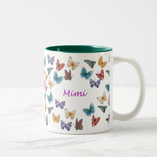 Mimi Two-Tone Coffee Mug