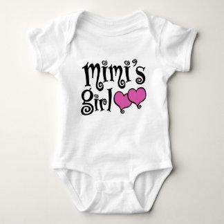 Mimi's Girl Baby Bodysuit